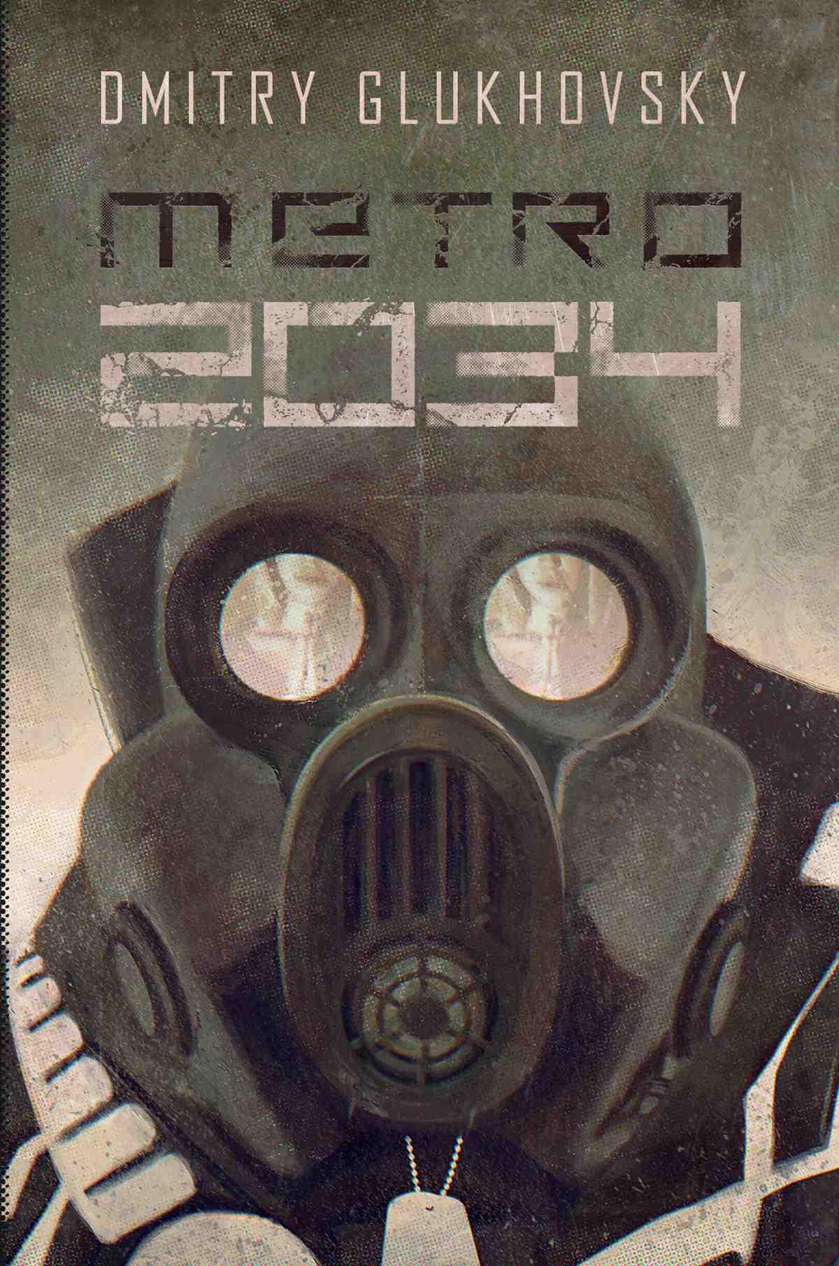 Metro 2034 - Ebook (Książka EPUB) do pobrania w formacie EPUB