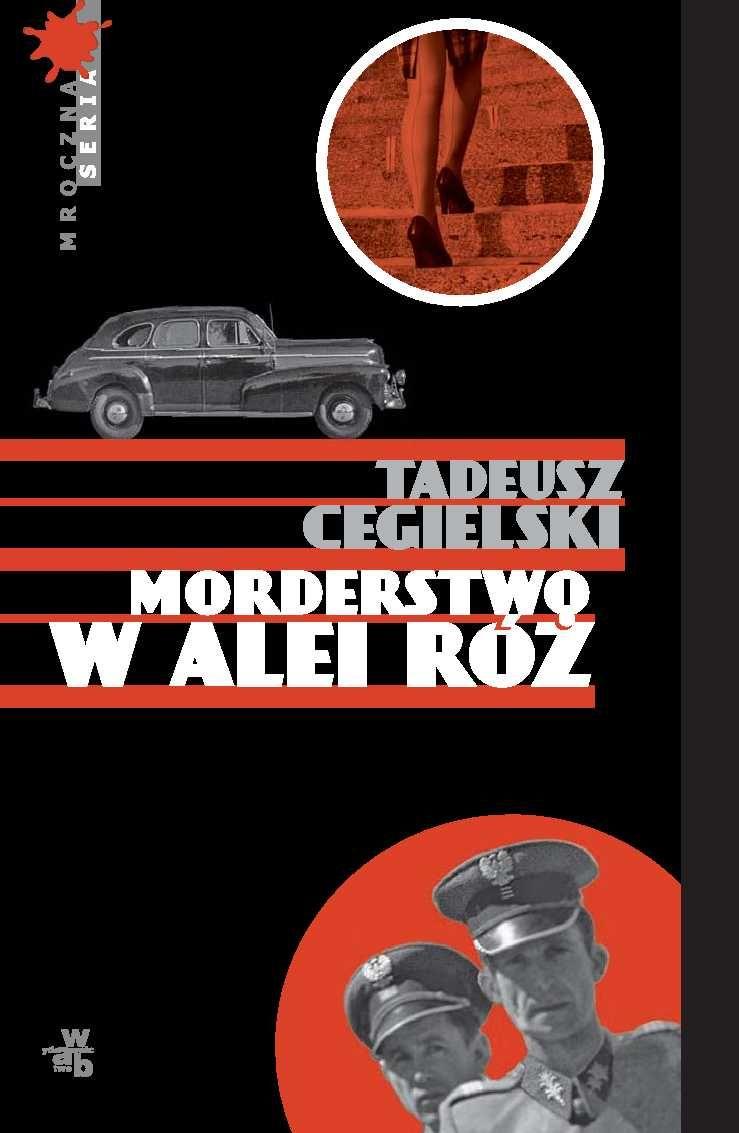 Morderstwo w Alei Róż - Ebook (Książka na Kindle) do pobrania w formacie MOBI