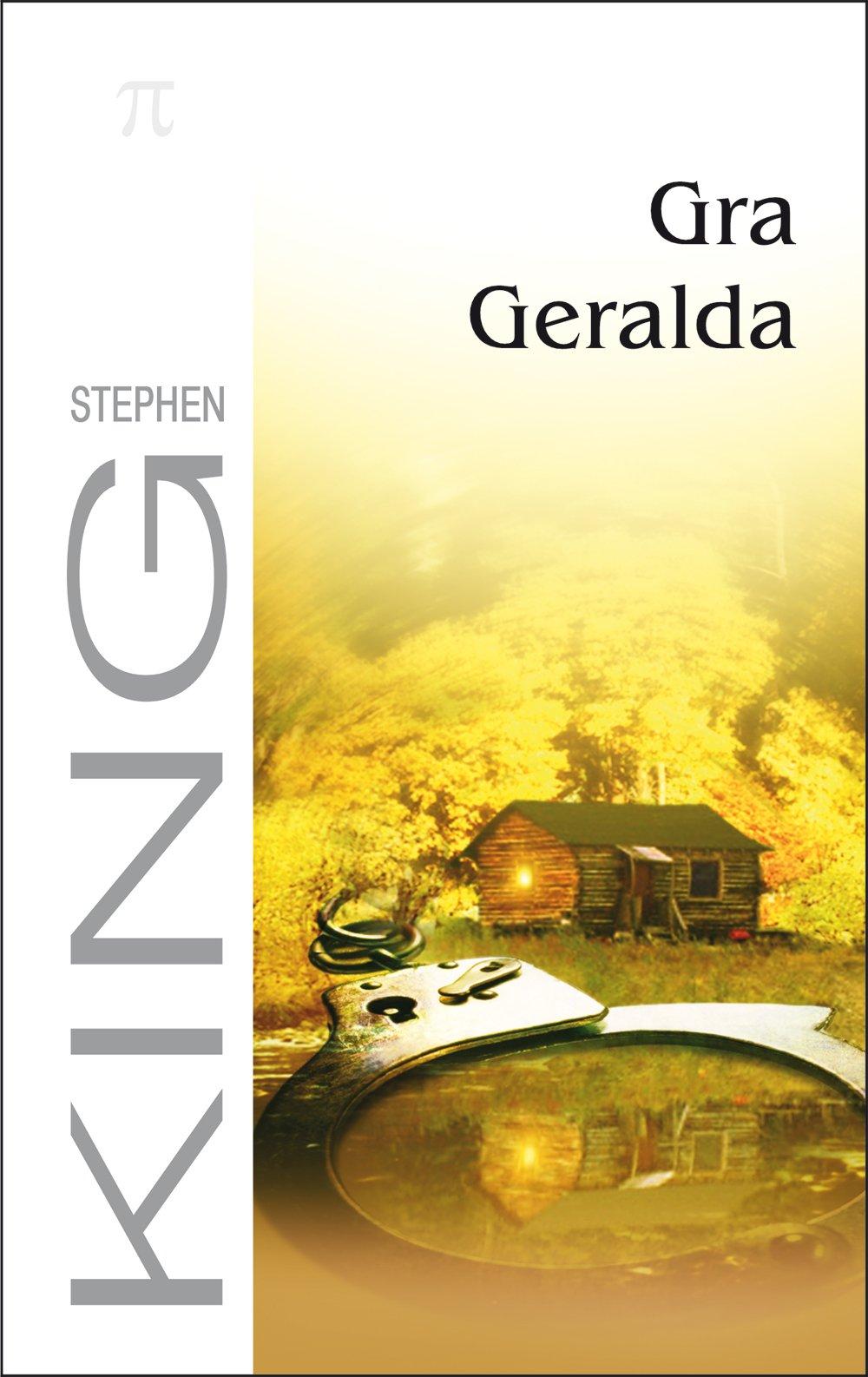 Gra Geralda - Ebook (Książka na Kindle) do pobrania w formacie MOBI