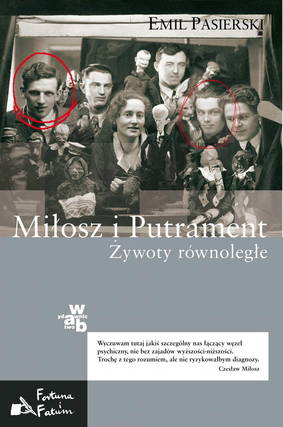 Miłosz i Putrament. Żywoty równoległe - Ebook (Książka PDF) do pobrania w formacie PDF