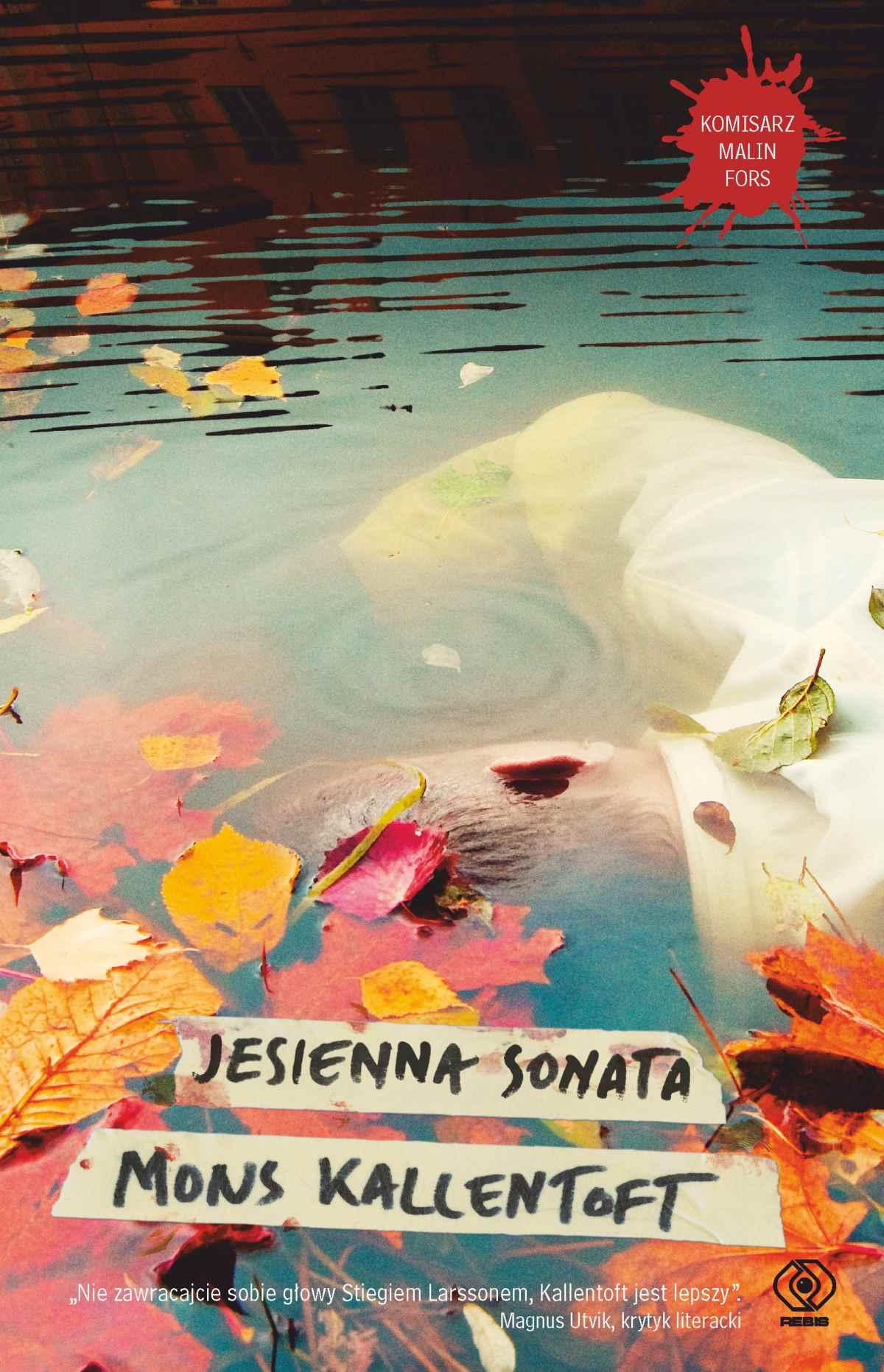 Jesienna sonata - Ebook (Książka na Kindle) do pobrania w formacie MOBI