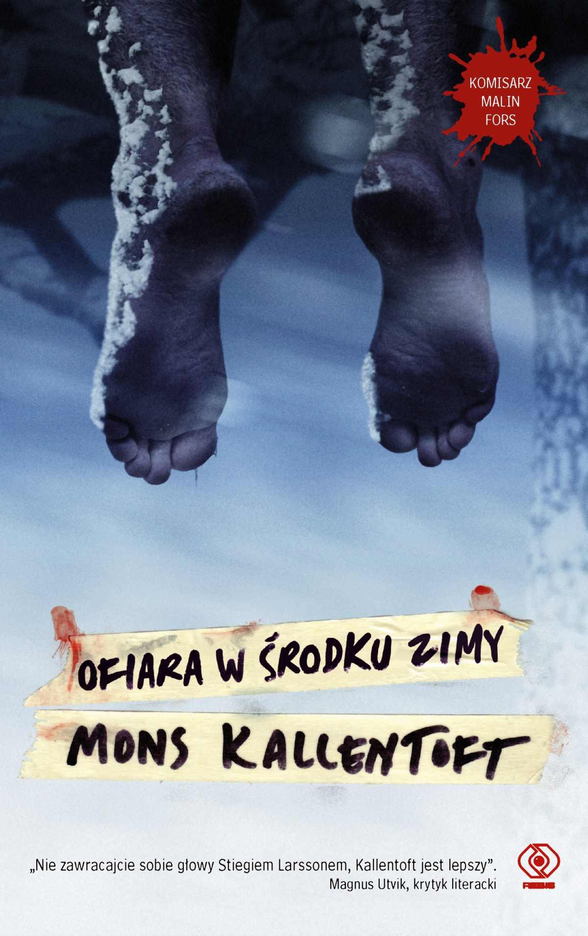 Ofiara w środku zimy - Ebook (Książka na Kindle) do pobrania w formacie MOBI