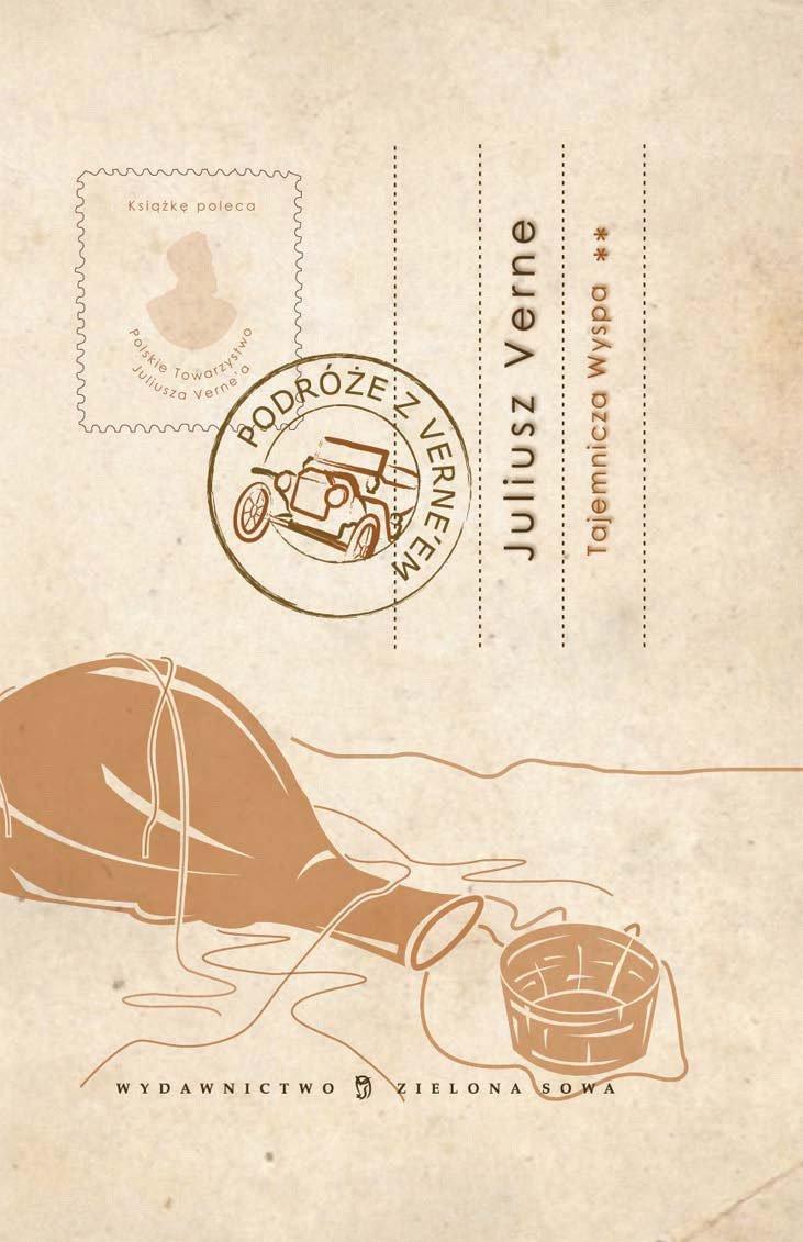 Tajemnicza wyspa. Tom II - Ebook (Książka EPUB) do pobrania w formacie EPUB