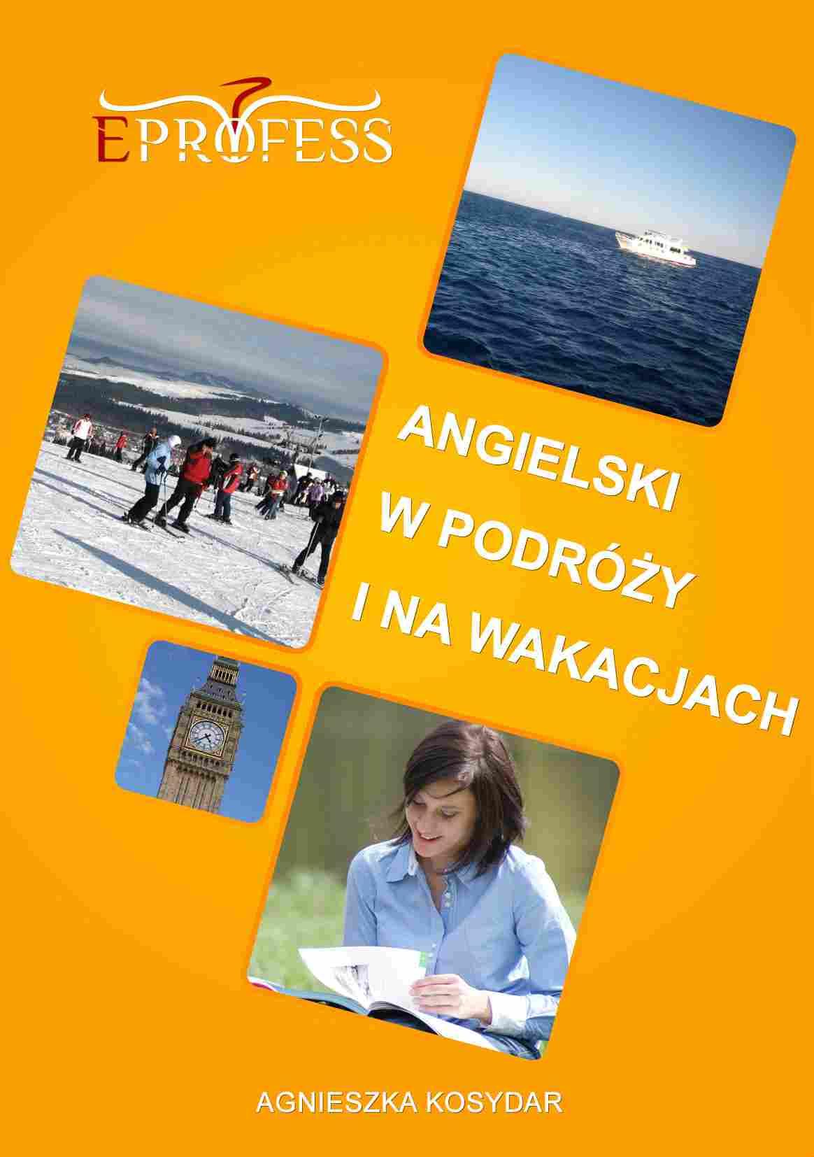 Angielski w Podróży i na Wakacjach - Ebook (Książka EPUB) do pobrania w formacie EPUB