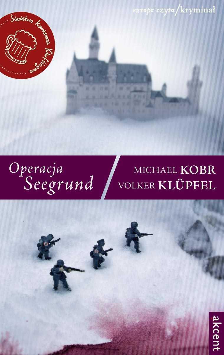 Operacja Seegrund - Ebook (Książka EPUB) do pobrania w formacie EPUB
