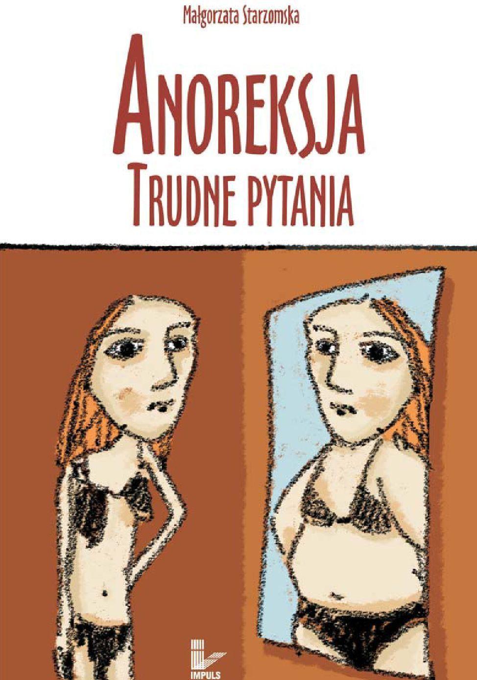 Anoreksja. Trudne pytania - Ebook (Książka na Kindle) do pobrania w formacie MOBI