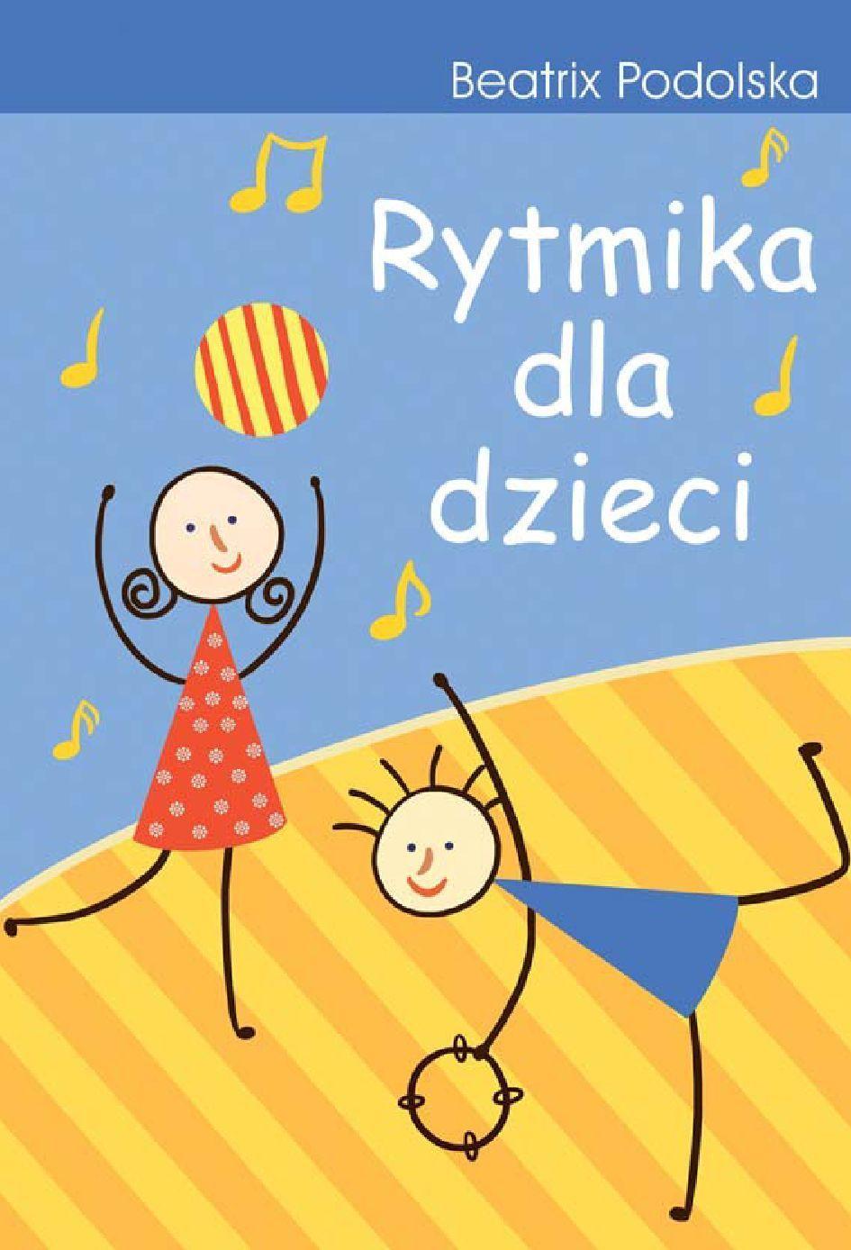 Rytmika dla dzieci - Ebook (Książka na Kindle) do pobrania w formacie MOBI