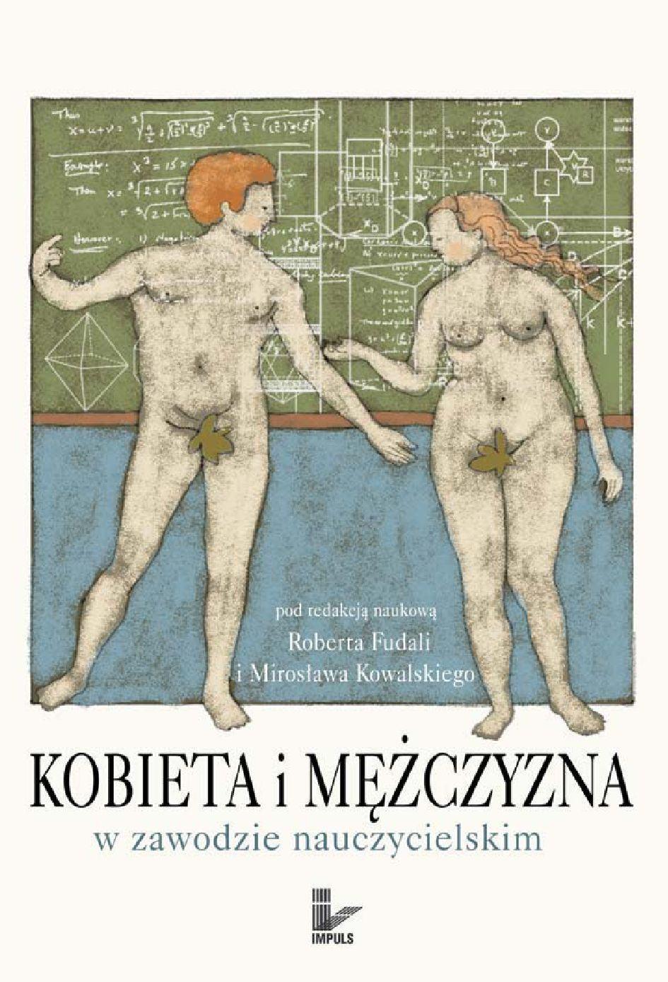 Kobieta i mężczyzna w zawodzie nauczycielskim - Ebook (Książka na Kindle) do pobrania w formacie MOBI