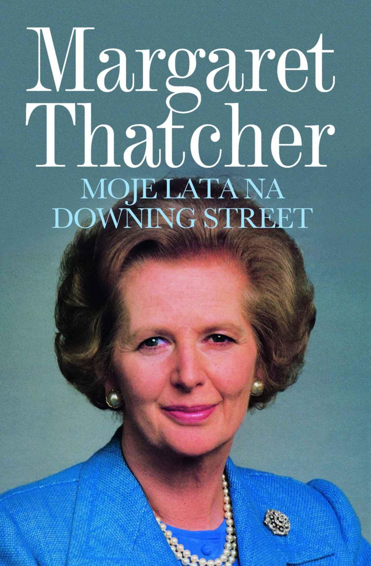 Moje lata na Downing Street - Ebook (Książka EPUB) do pobrania w formacie EPUB