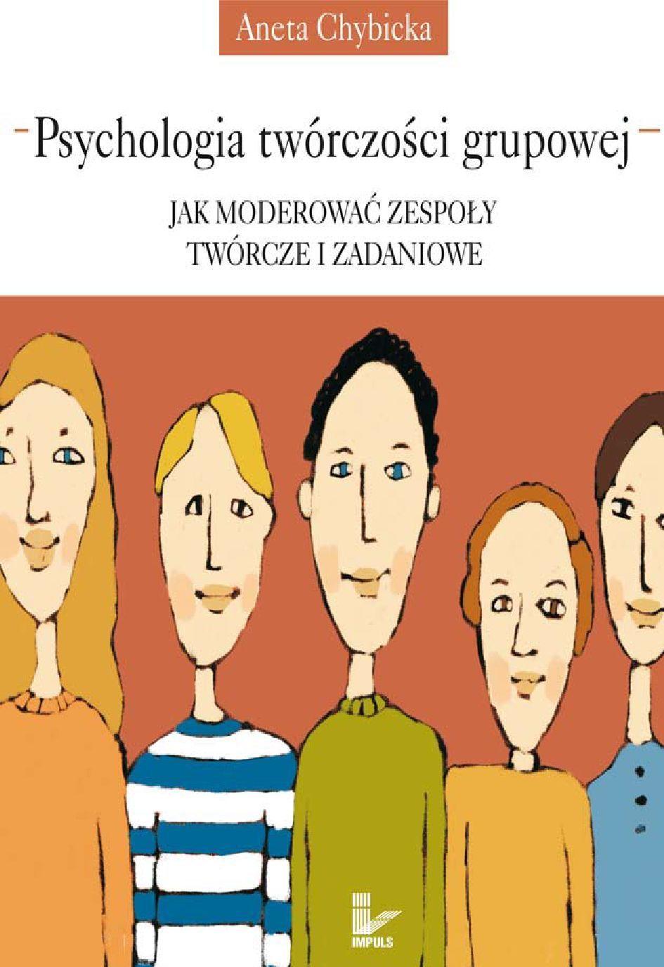 Psychologia twórczości grupowej - Ebook (Książka na Kindle) do pobrania w formacie MOBI