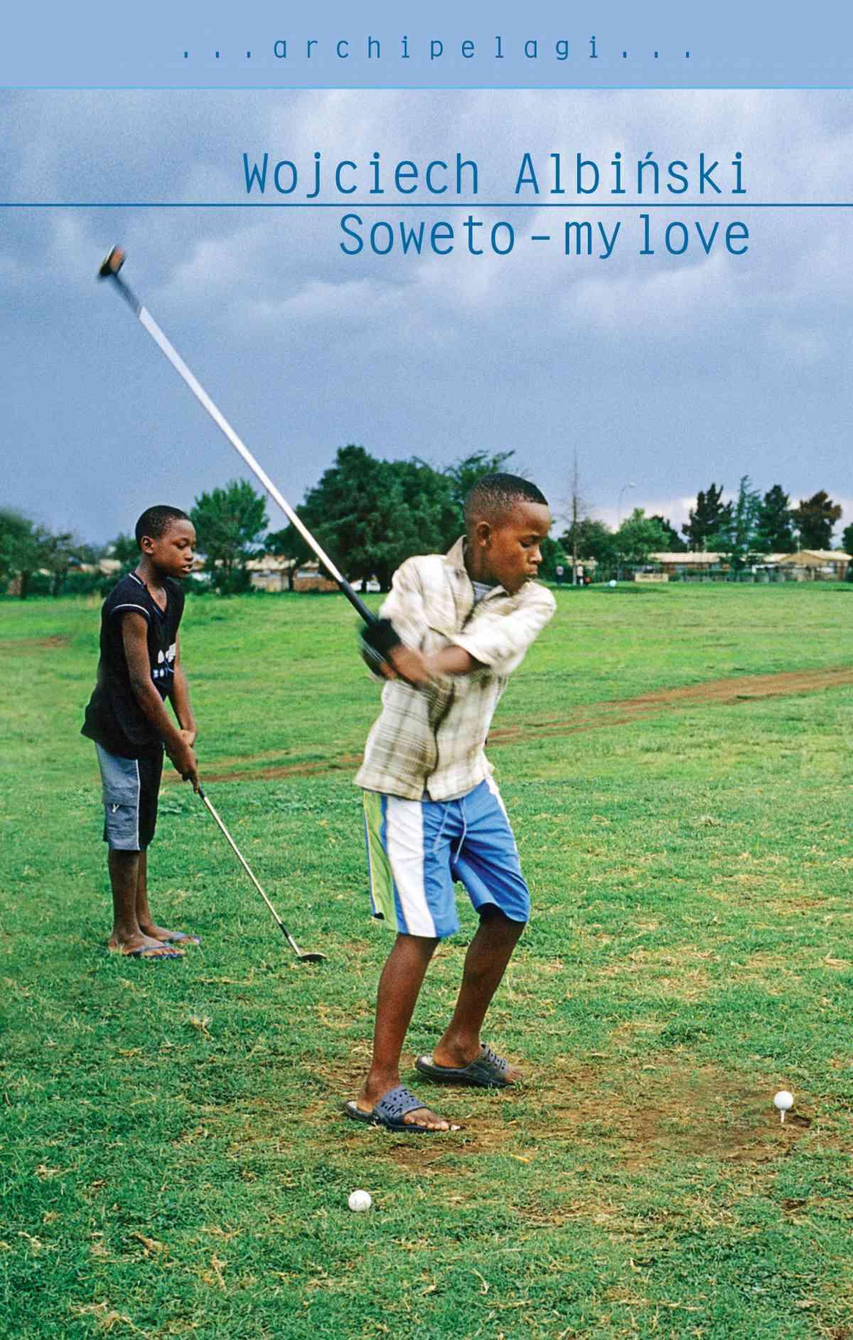 Soweto - my love - Ebook (Książka na Kindle) do pobrania w formacie MOBI