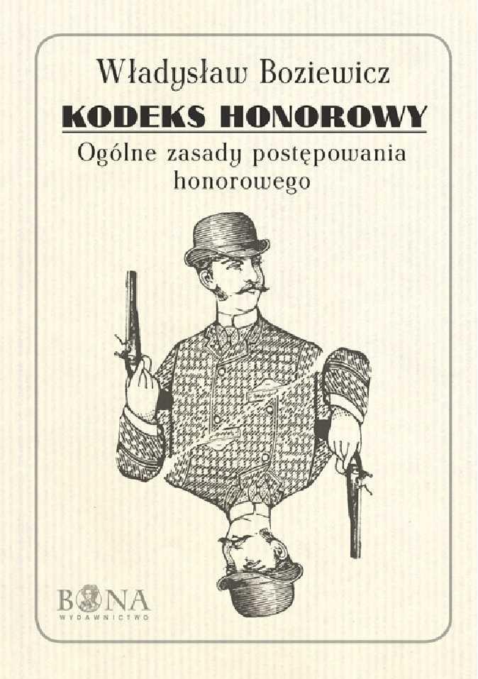 Kodeks honorowy - Ebook (Książka EPUB) do pobrania w formacie EPUB