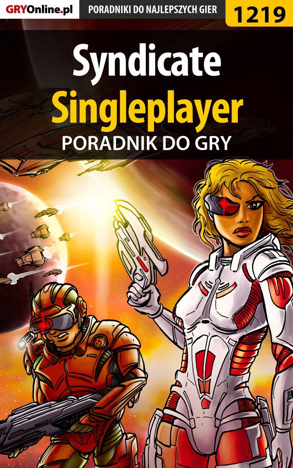 Syndicate - singleplayer - poradnik do gry - Ebook (Książka PDF) do pobrania w formacie PDF