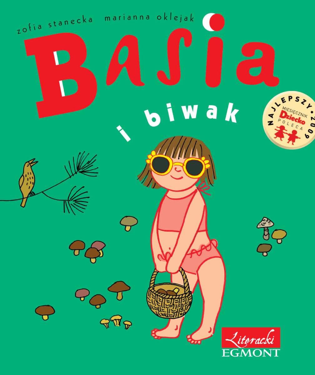 Basia i biwak - Ebook (Książka PDF) do pobrania w formacie PDF