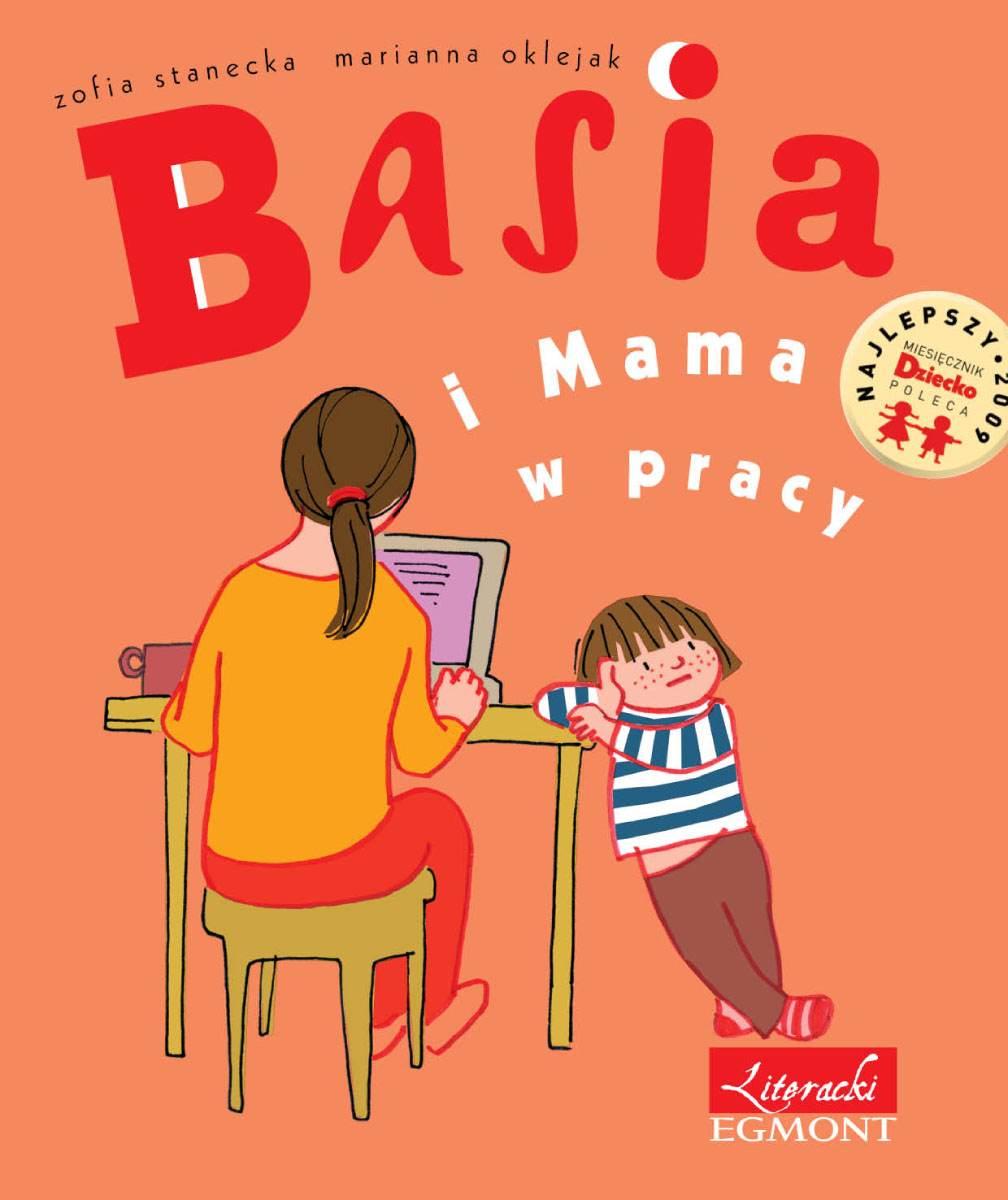 Basia i Mama w pracy - Ebook (Książka PDF) do pobrania w formacie PDF