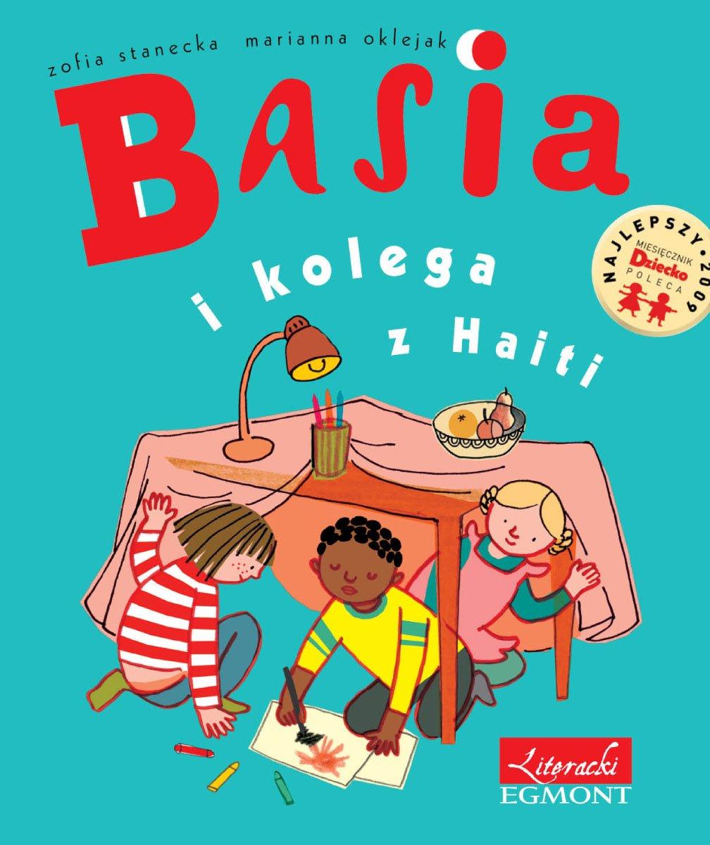 Basia i kolega z Haiti - Ebook (Książka PDF) do pobrania w formacie PDF