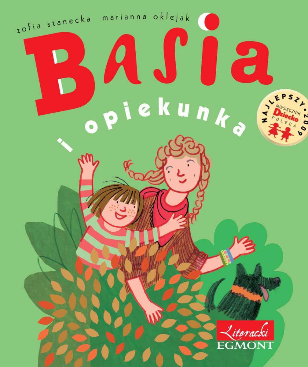 Basia i opiekunka - Ebook (Książka PDF) do pobrania w formacie PDF
