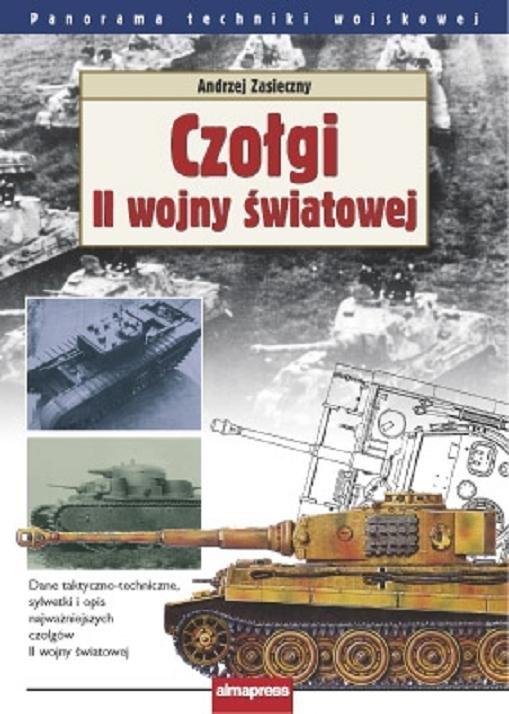 Czołgi II wojny światowej - Ebook (Książka PDF) do pobrania w formacie PDF
