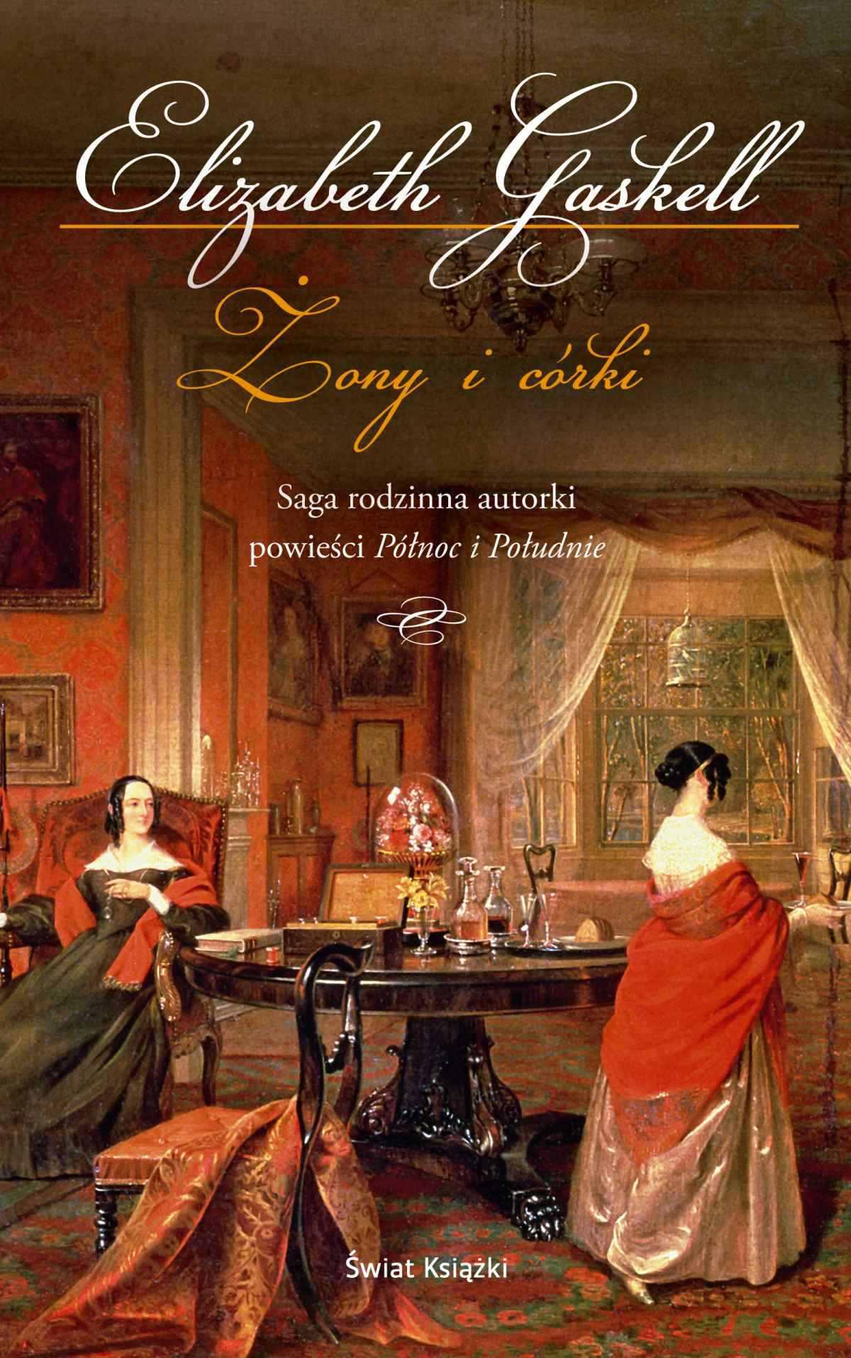 Żony i córki - Ebook (Książka na Kindle) do pobrania w formacie MOBI