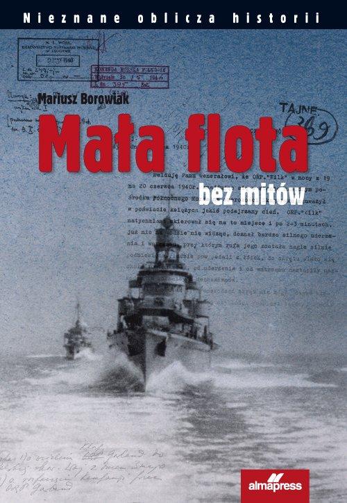 Mała flota bez mitów - Ebook (Książka PDF) do pobrania w formacie PDF
