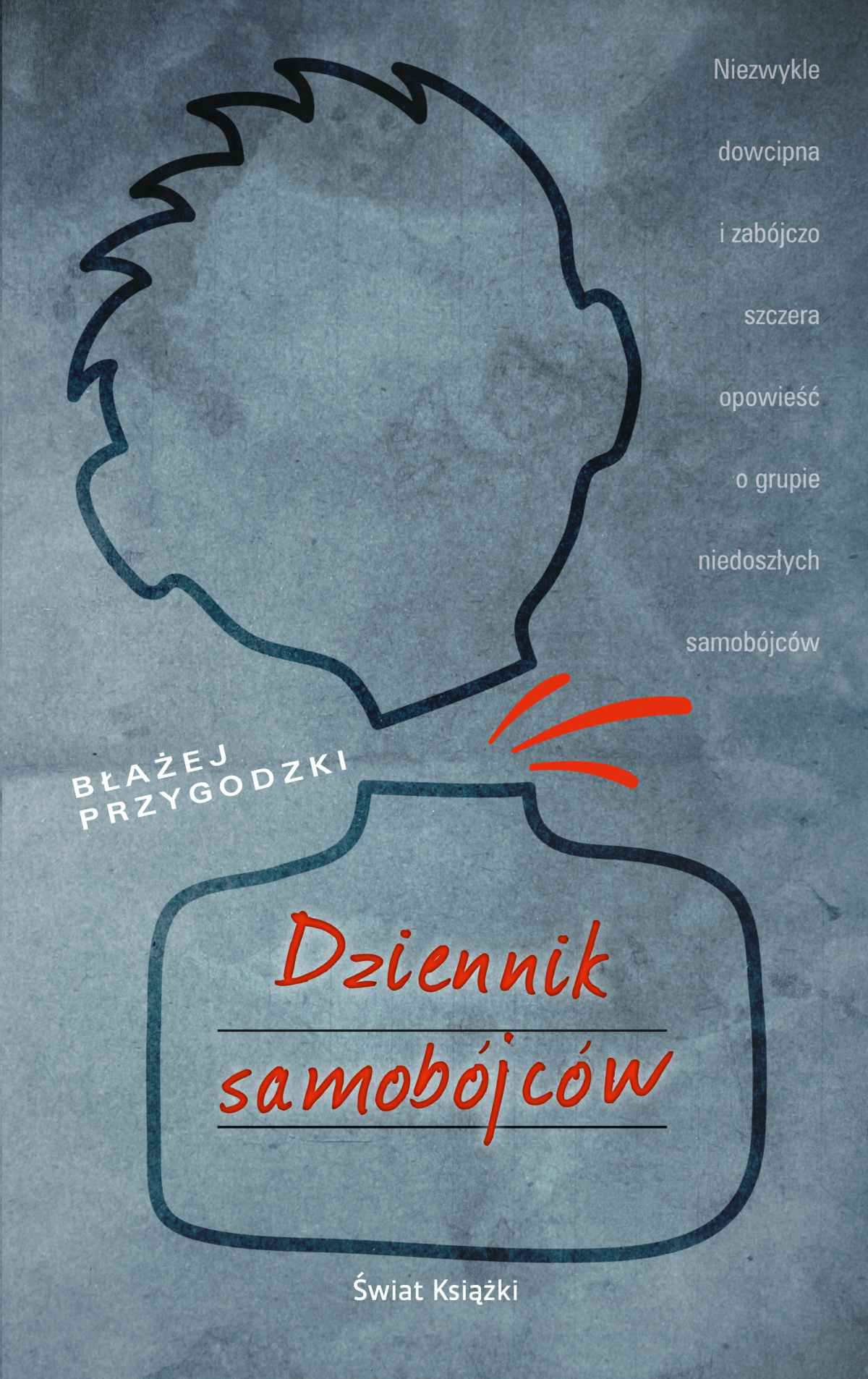 Dziennik samobójców - Ebook (Książka na Kindle) do pobrania w formacie MOBI