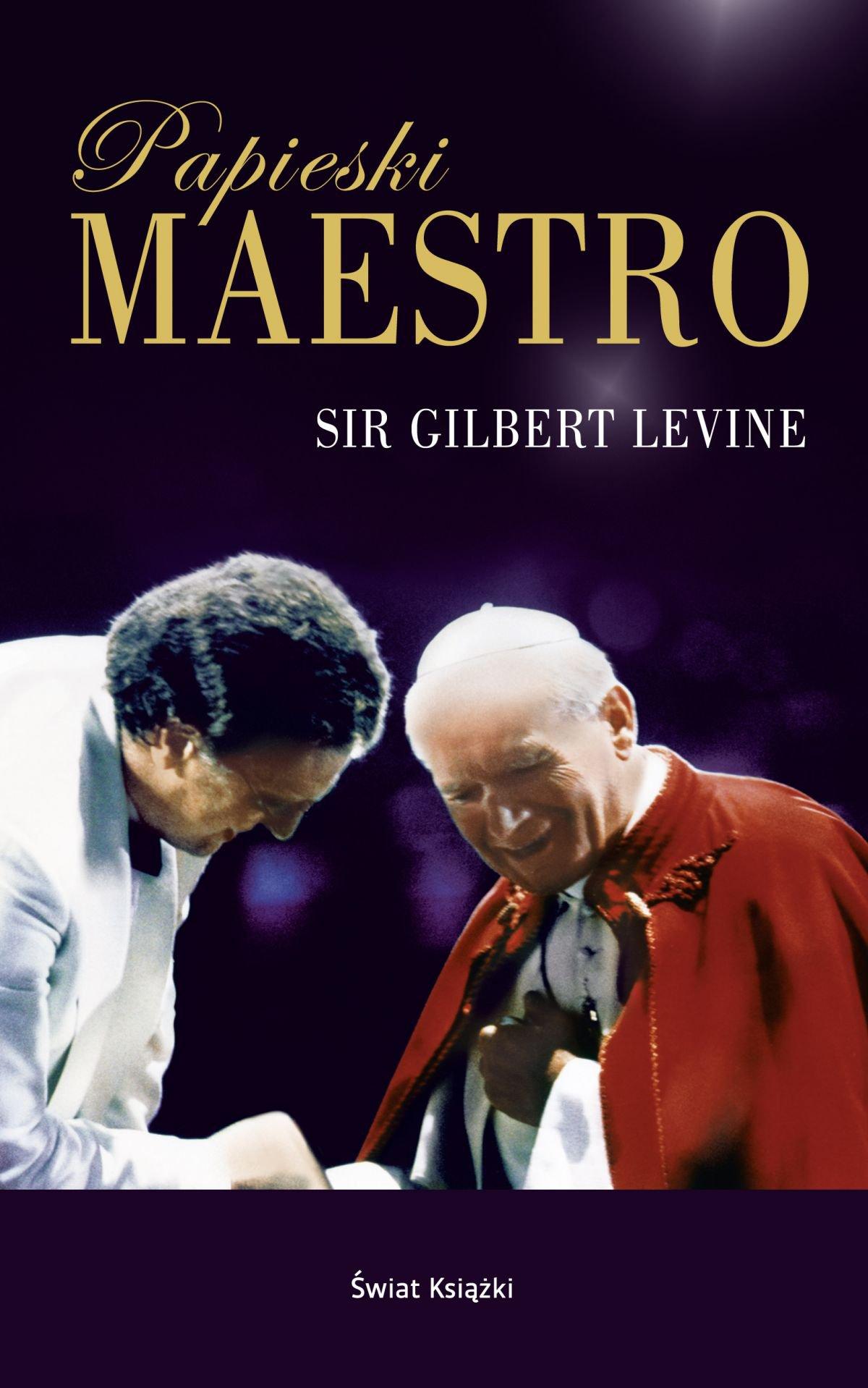 Papieski Maestro - Ebook (Książka na Kindle) do pobrania w formacie MOBI