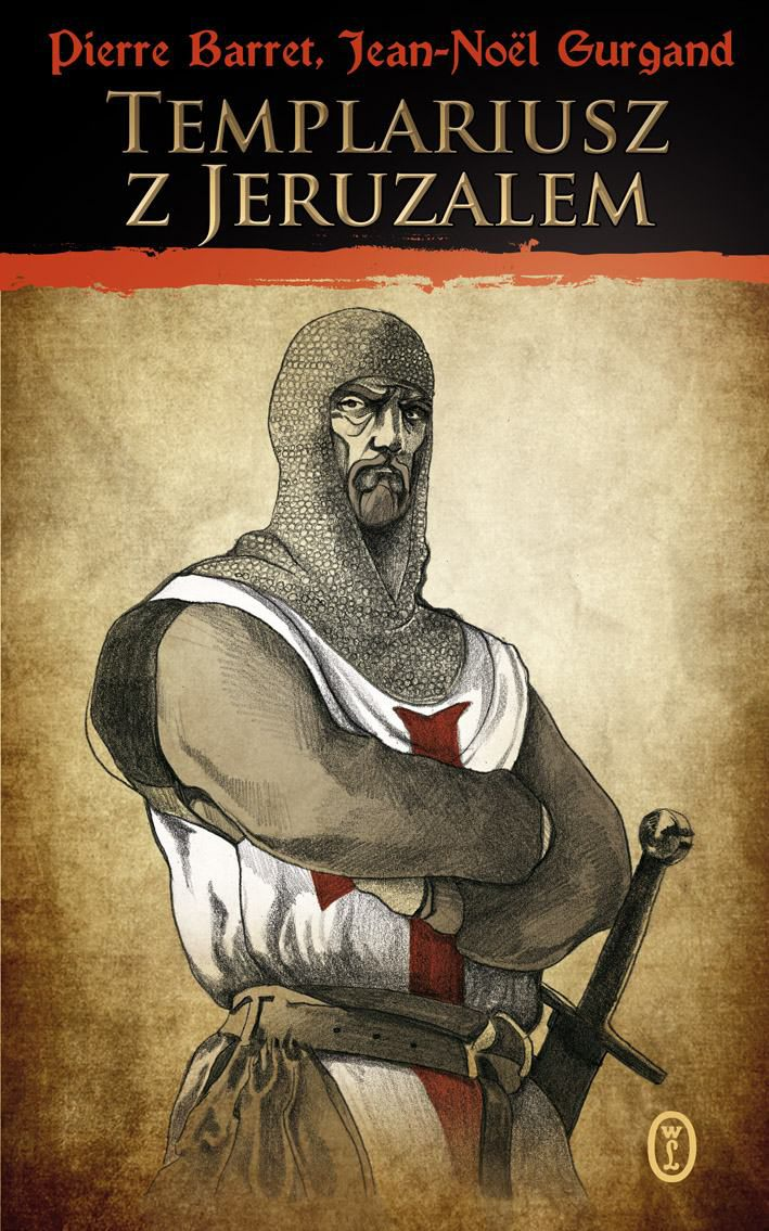 Templariusz z Jeruzalem - Ebook (Książka EPUB) do pobrania w formacie EPUB