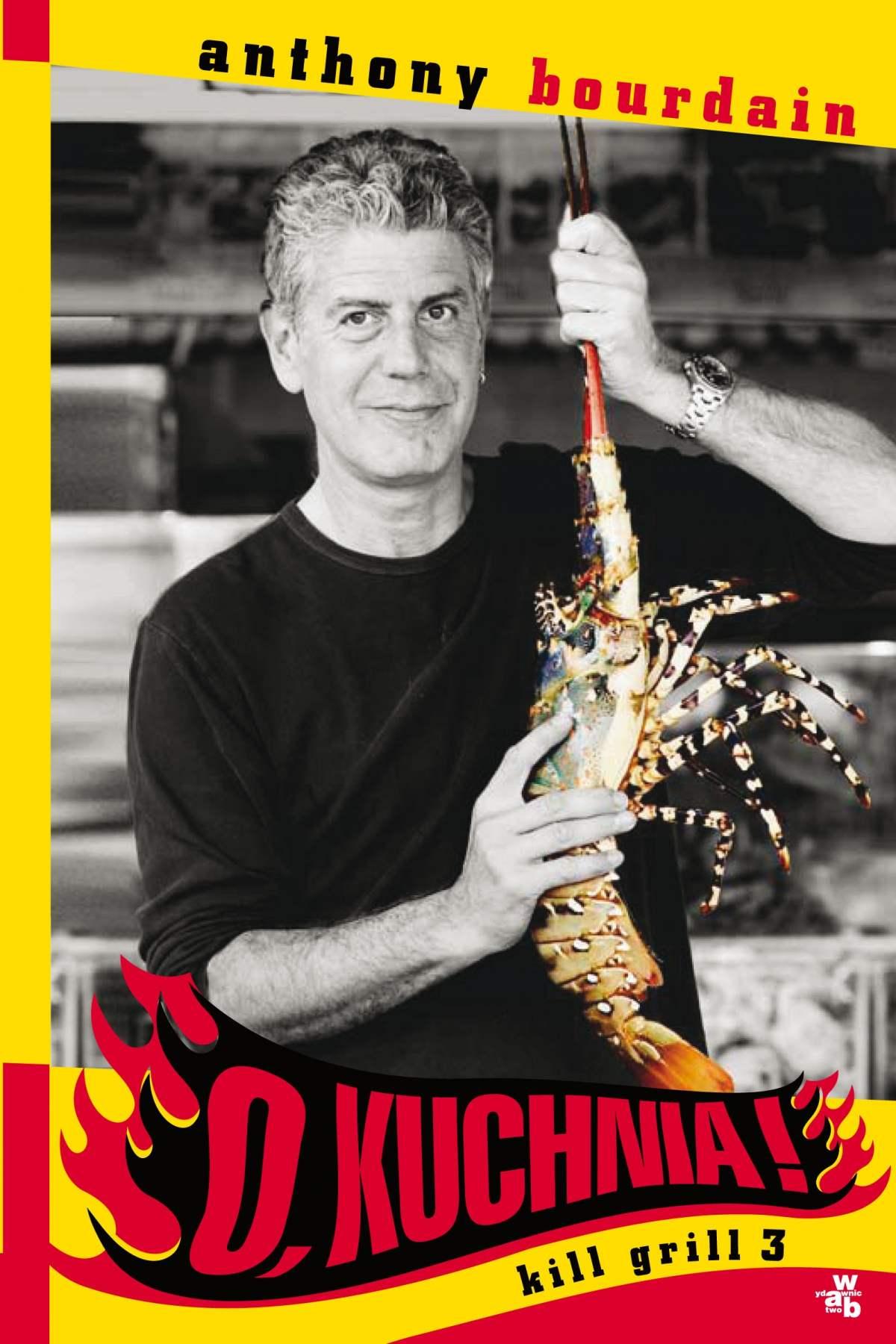 O, kuchnia! Kill grill 3 - Ebook (Książka na Kindle) do pobrania w formacie MOBI