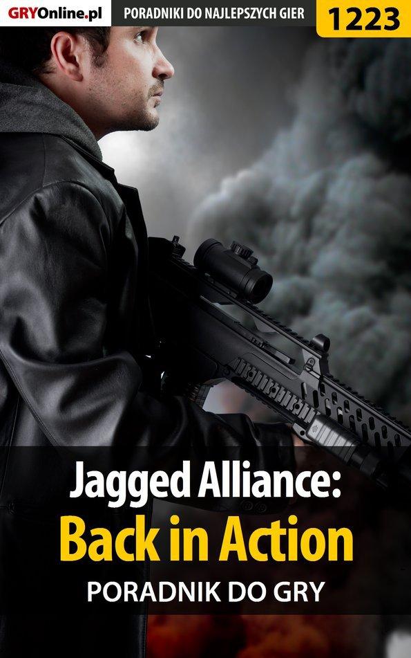 Jagged Alliance: Back in Action - poradnik do gry - Ebook (Książka PDF) do pobrania w formacie PDF