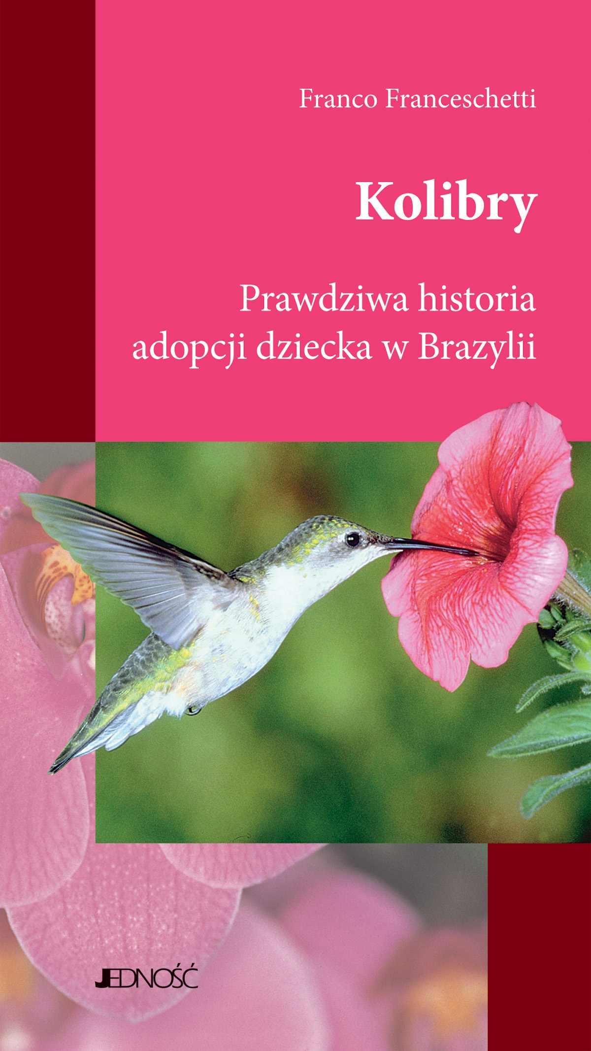 Kolibry. Prawdziwa historia adopcji dziecka w Brazylii. - Ebook (Książka EPUB) do pobrania w formacie EPUB