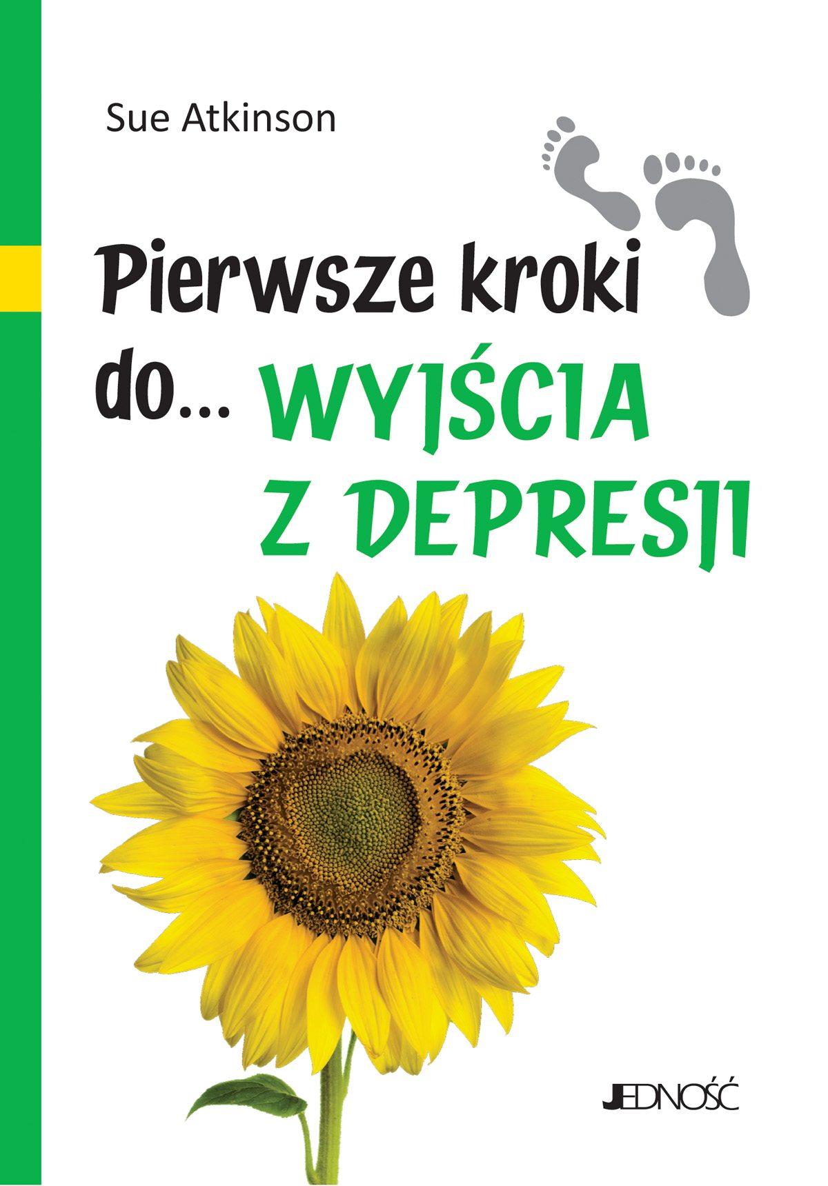 Pierwsze kroki do... wyjścia z depresji - Ebook (Książka PDF) do pobrania w formacie PDF