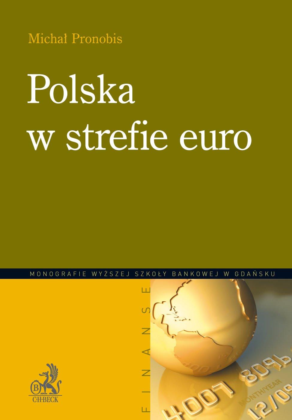 Polska w strefie euro - Ebook (Książka PDF) do pobrania w formacie PDF