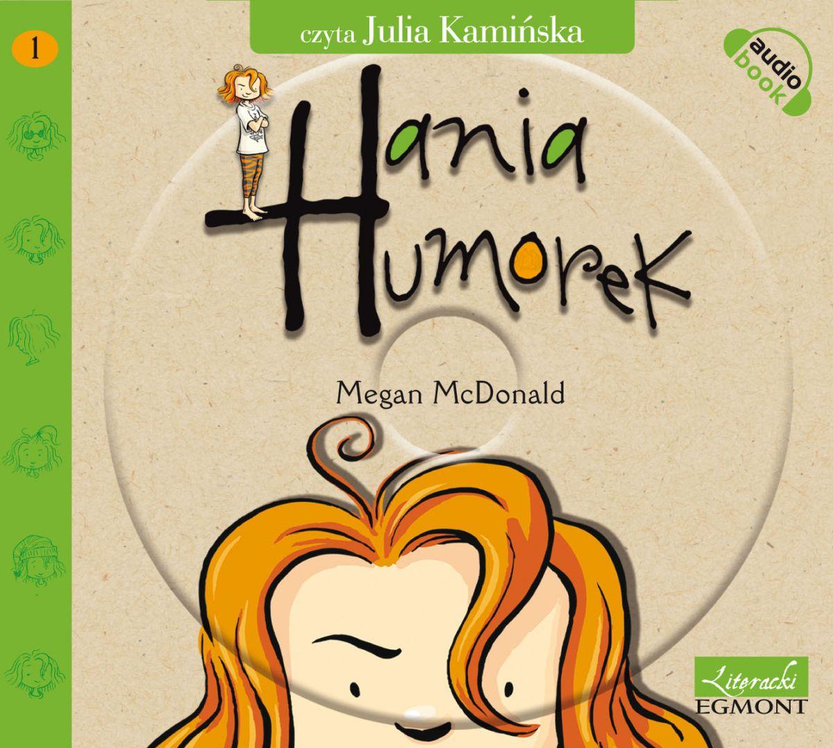 Hania Humorek - Audiobook (Książka audio MP3) do pobrania w całości w archiwum ZIP