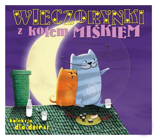 Wieczorynki z Kotem Miśkiem - Audiobook (Książka audio MP3) do pobrania w całości w archiwum ZIP