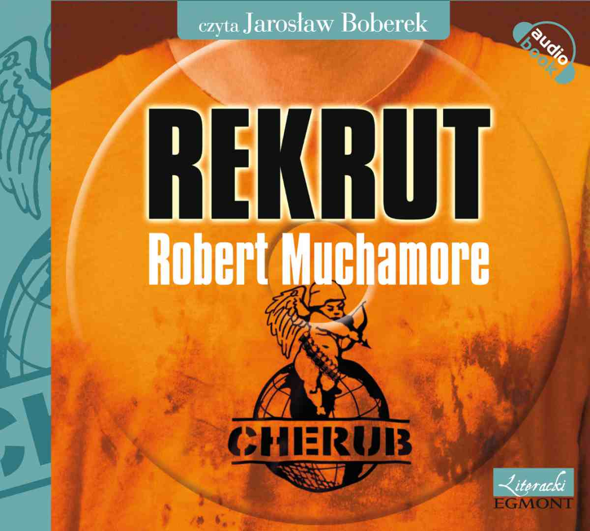 Rekrut. Cherub - Audiobook (Książka audio MP3) do pobrania w całości w archiwum ZIP