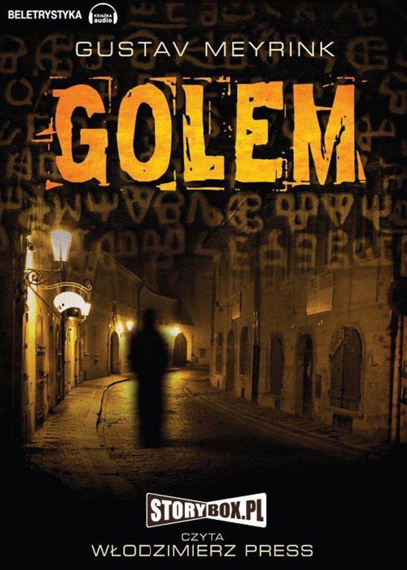 Golem - Audiobook (Książka audio MP3) do pobrania w całości w archiwum ZIP