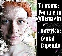 Romans Female in @llenstein. Dziewczyna pruska - Audiobook (Książka audio MP3) do pobrania w całości w archiwum ZIP