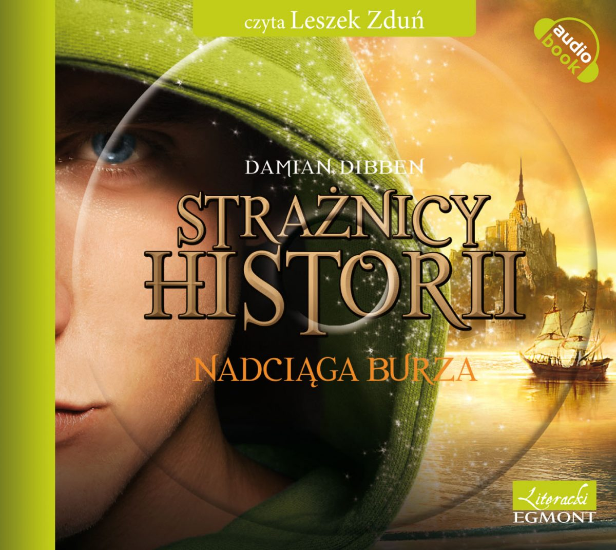 Nadciąga burza. Strażnicy historii - Audiobook (Książka audio MP3) do pobrania w całości w archiwum ZIP