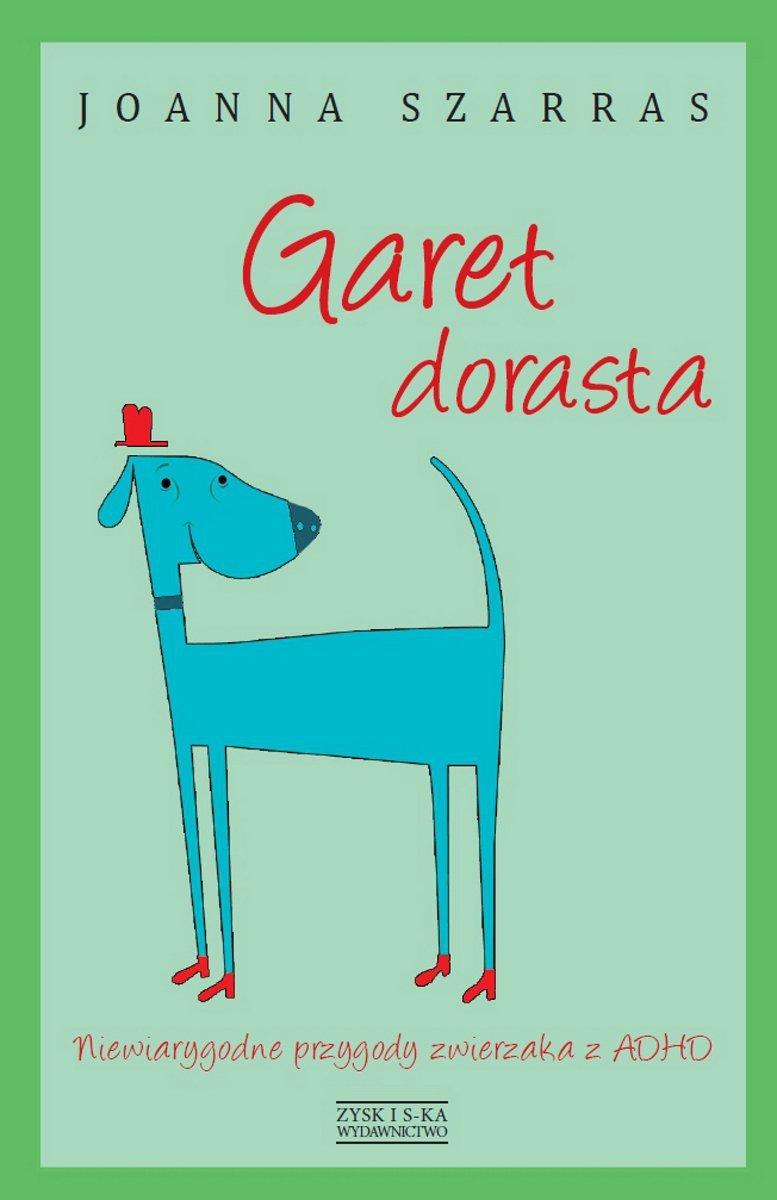 Garet dorasta - Ebook (Książka EPUB) do pobrania w formacie EPUB