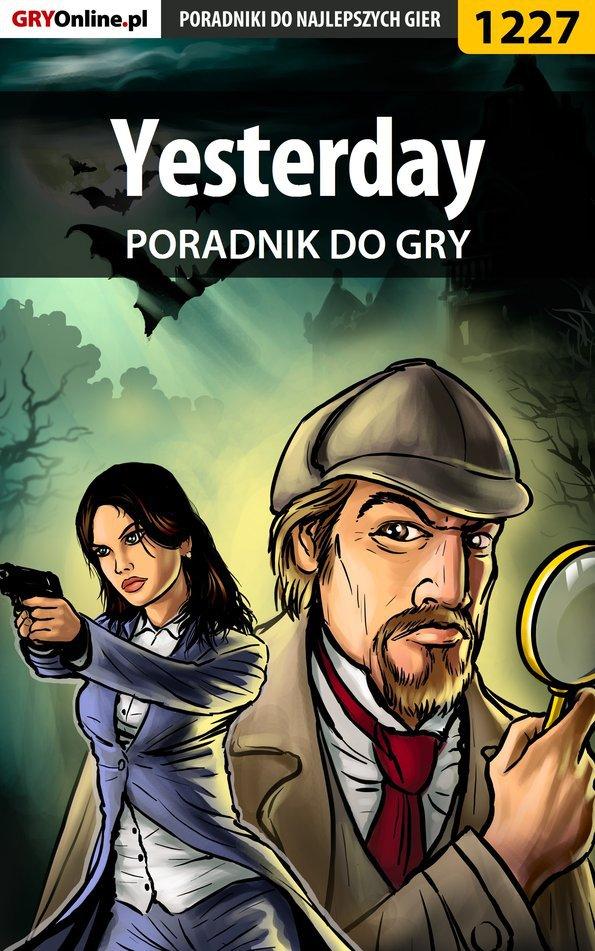 Yesterday - poradnik do gry - Ebook (Książka PDF) do pobrania w formacie PDF