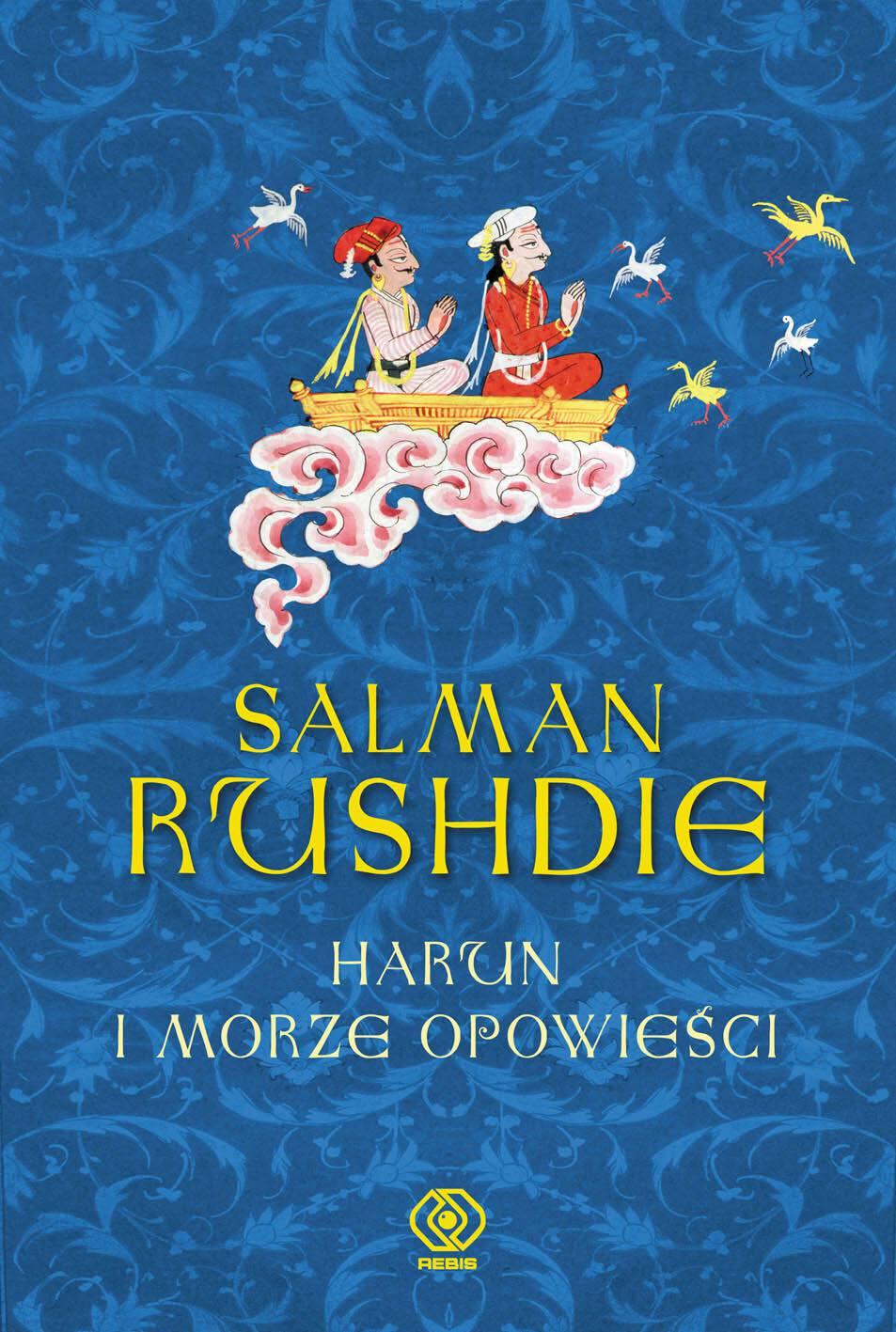 Harun i Morze Opowieści - Ebook (Książka na Kindle) do pobrania w formacie MOBI