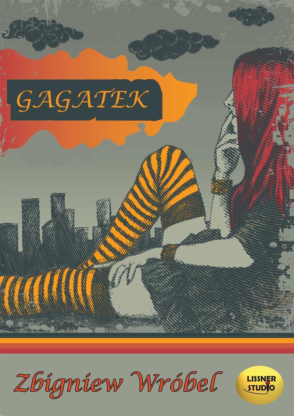 Gagatek - Audiobook (Książka audio MP3) do pobrania w całości w archiwum ZIP