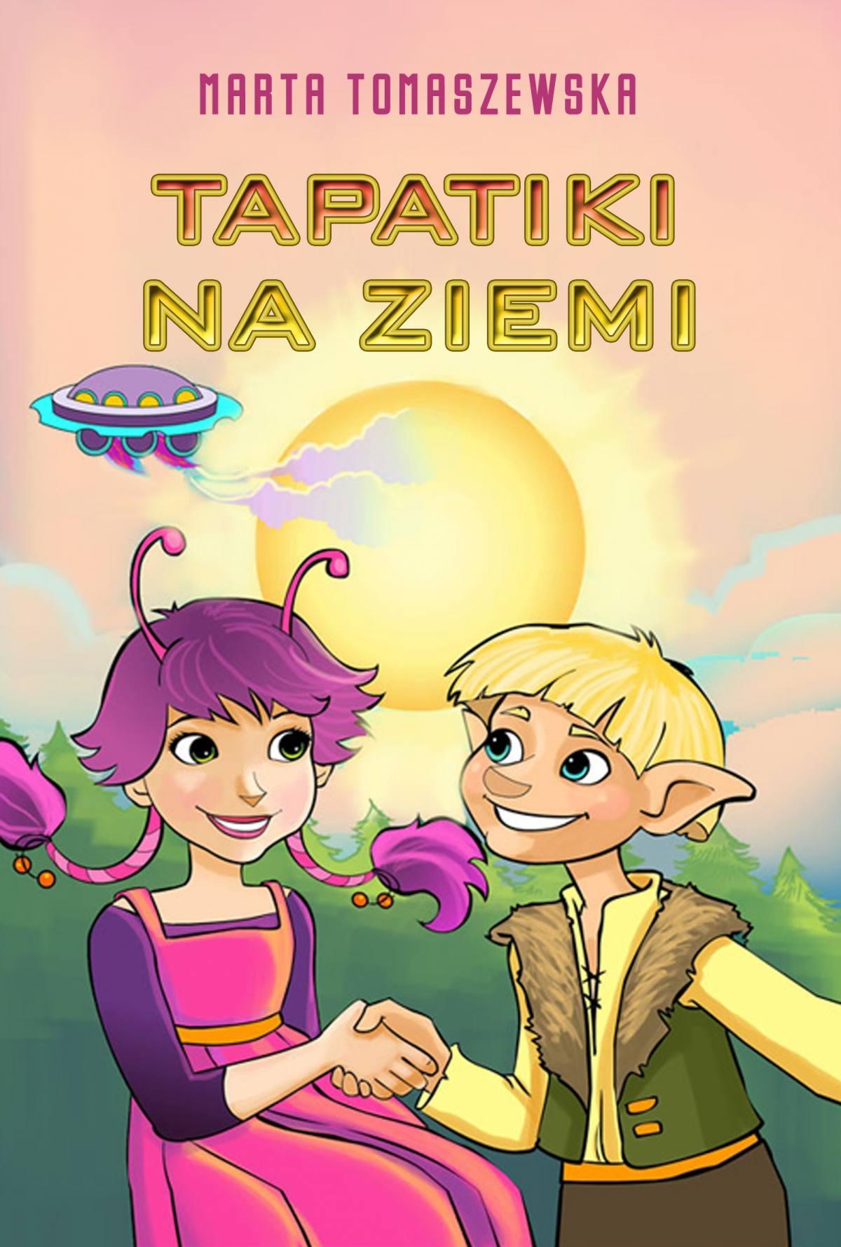 Tapatiki na Ziemi - Ebook (Książka na Kindle) do pobrania w formacie MOBI
