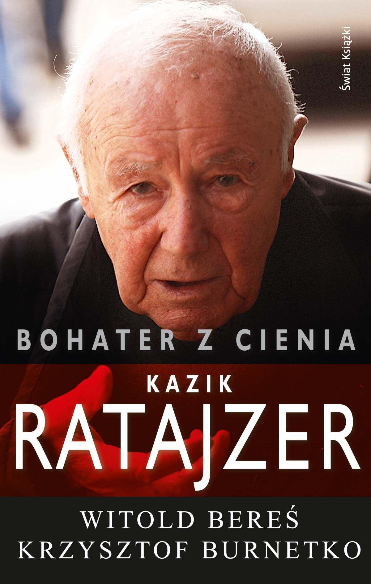 Bohater z cienia. Kazik Ratajzer - Ebook (Książka EPUB) do pobrania w formacie EPUB