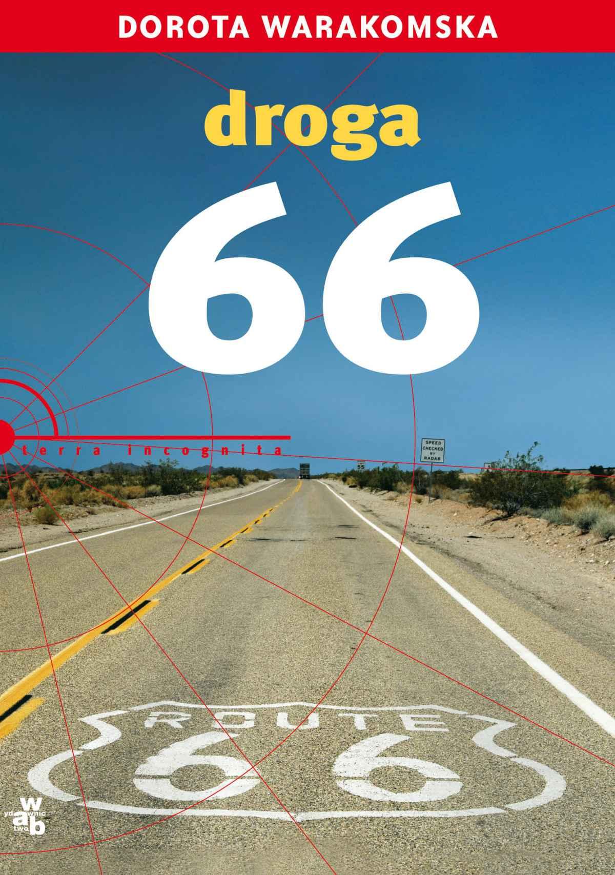 Droga 66 - Ebook (Książka na Kindle) do pobrania w formacie MOBI