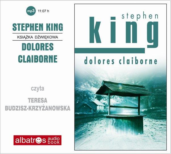Dolores Claiborne - Audiobook (Książka audio MP3) do pobrania w całości w archiwum ZIP