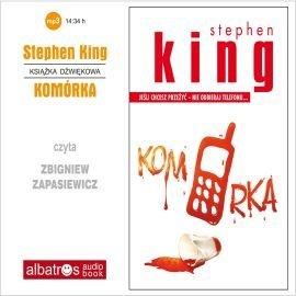Komórka - Audiobook (Książka audio MP3) do pobrania w całości w archiwum ZIP