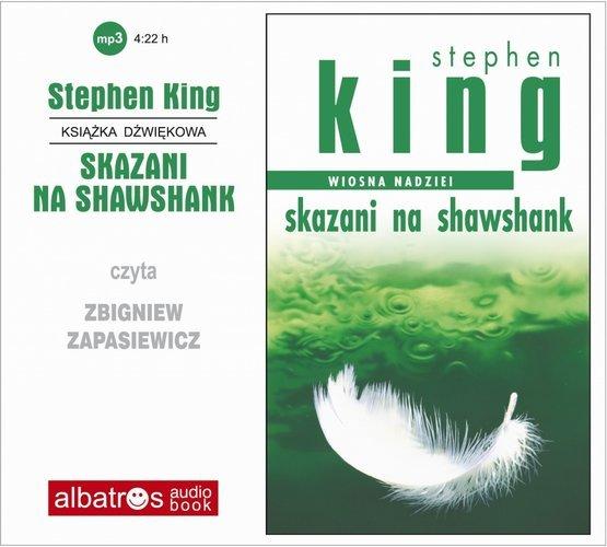 Wiosna nadziei: Skazani na Shawshank - Audiobook (Książka audio MP3) do pobrania w całości w archiwum ZIP