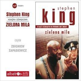 Zielona mila - Audiobook (Książka audio MP3) do pobrania w całości w archiwum ZIP