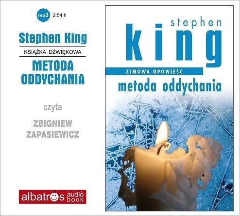 Zimowa opowieść: Metoda Oddychania - Audiobook (Książka audio MP3) do pobrania w całości w archiwum ZIP